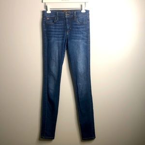 Joes Jeans Mid Rise Skinny Size 26